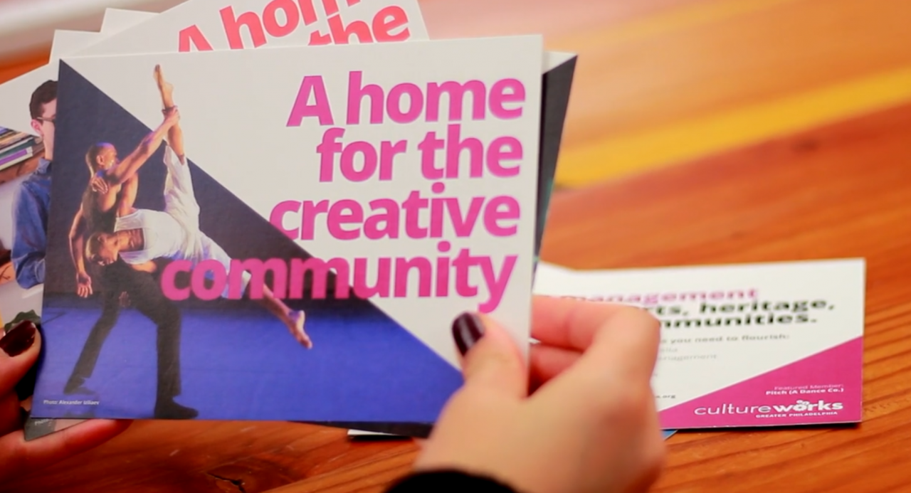 a home for the creative community ad
